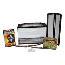 Tarantula Habitat, Deluxe, with Rosy-haired Tarantula (with prepaid coupon)