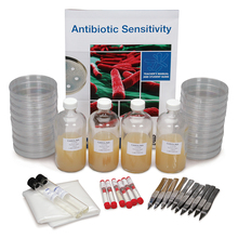 Carolina BioKits®: Antibiotic Sensitivity Classroom Kit (with Prepaid Coupon)