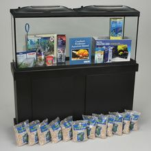 Aquarium Kit, Premier Freshwater, without Animals and Plants Set