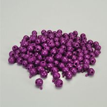 DNA Simulation Purple 4-Way Beads, Pack of 300
