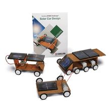 Carolina STEM Challenge®:Solar Car Design