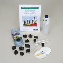 Carolina Investigations® for AP® Environmental Science: Wet Scrubbers and Air Pollution 1-Station Kit