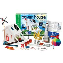 Power House Kit, Green Essentials