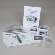 Carolina Beyond the Tape®: Lake Carson Crisis Biology Kit (with perishable)