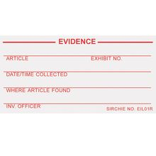 Evidence Identification Labels