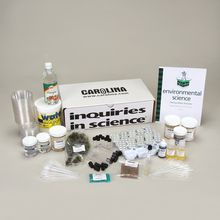 Inquiries in Science®: Testing Water Pollution Kit