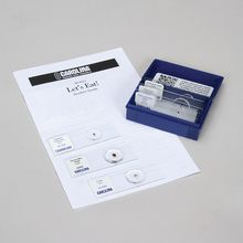 Let's Eat! Microscope Slide Set