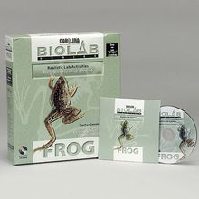 Carolina® Bio Lab®: Frog CD-ROM