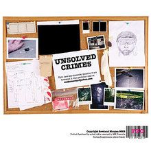 Unsolved Crimes Forensics Activity CD-ROM