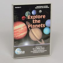 CD-ROM: Explore the Planets, Site License