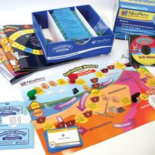 Curriculum Mastery Games for High School Science, Take-Home Edition, Earth Science Game