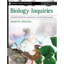 Biology Inquiries Book