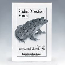 Student Dissection Manual