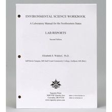 Environmental Science Workbook Lab Reports, 2nd Edition