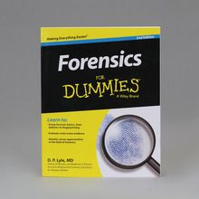 Forensics for Dummies® Book