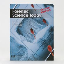 Forensic Science Today Book & CD-ROM