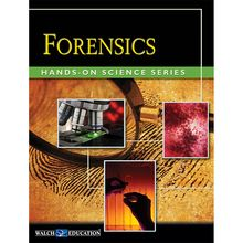 Hands-On Science: Forensics Book