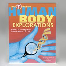 Human Body Explorations Book