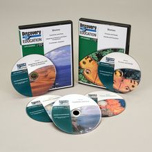 Discovery Education™ Biomes DVD, Set 5