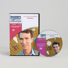 Greatest Discoveries with Bill Nye Genetics DVD
