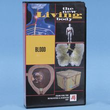 The New Living Body: Blood DVD