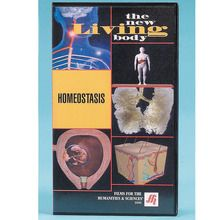 The New Living Body: Homeostasis DVD
