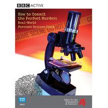 How to Commit the Perfect Murder: Real-World Forensic Science Cases DVD