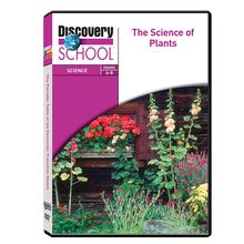 Discovery Education The Science of Plants DVD Set