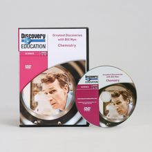 Discovery Education™ Greatest Discoveries with Bill Nye Chemistry DVD
