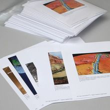 Photo Card Set, Mars, Pack of 32 Sets