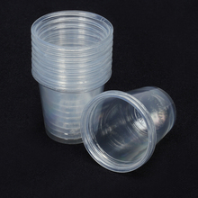 Cup, Plastic, 1-1/4 oz, Pack of 10