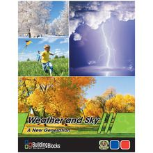 Building Blocks of Science® A New Generation: Weather and Sky Teacher's Guide, 2nd Edition