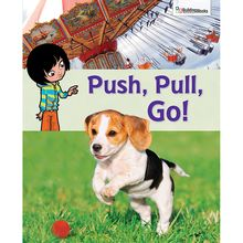 Building Blocks of Science Literacy Series™: Push, Pull, Go eBook, 24-Student License