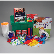 Building Blocks of Science® 3D: Push, Pull, Go (©2019) Unit Kit