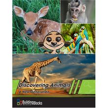 Building Blocks of Science®: A New Generation Discovering Animals Refurbishment Set