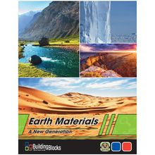 Building Blocks of Science® A New Generation: Earth Materials Teacher's Guide, 2nd Edition