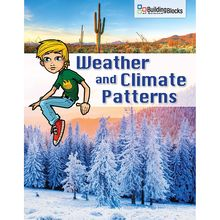 Building Blocks of Science Literacy Series™: Weather and Climate Patterns Below-Grade Reader, Pack of 6