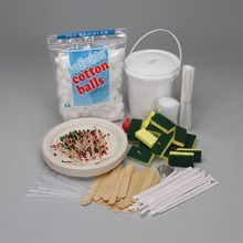 Smithsonian Science for the Classroom™: How Can We Stop Soil from Washing Away? 3-Use Refurbishment Set
