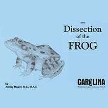 Carolina eBook: Dissection of the Frog