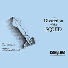 Carolina eBook: Dissection of the Squid