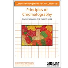 Carolina Investigations® for AP® Chemistry: Principles of Chromatography Digital Teacher's Manual
