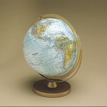 Atlantis Relief Globe