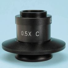 CCTV-to-Microscope Adapter