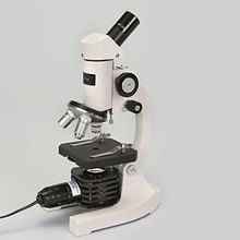 Wolfe® Introductory Student Microscope, 45° Inclined Head