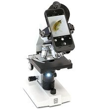 Novagrade® Microscope Smartphone Adapter