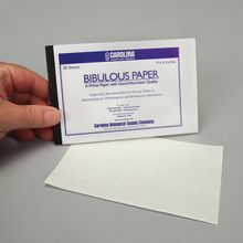 Bibulous Paper, 4 x 6 in, 50 Sheets