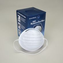 Disposable Nontoxic Particle Mask, Box of 50