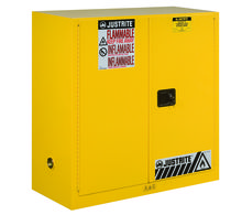 Sure-Grip® EX Flammables Cabinet with Manual Doors (30-gal)