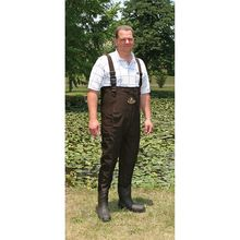 Chest Wader, Nylon Stretch, Size 10/11