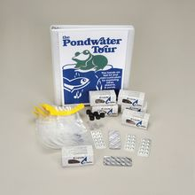 LaMotte® Pondwater Tour Kit
